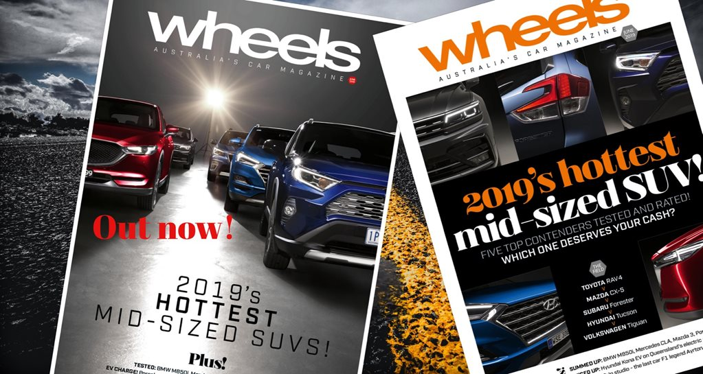 The June issue of Wheels is much more compelling than any EOFY sale...