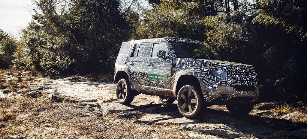 2020 Land Rover Defender to take the fight to Toyota