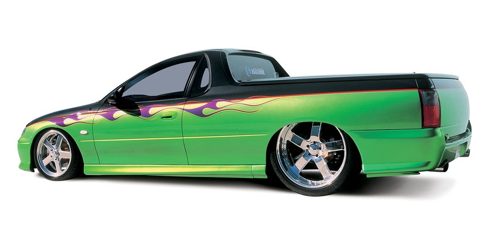How to apply pinstriping and graphic overlays to brighten your car's paintwork