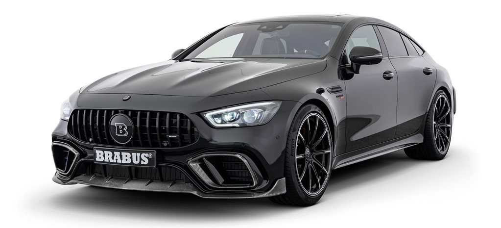 The Brabus 800 GT is an AMG GT63 S on steroids