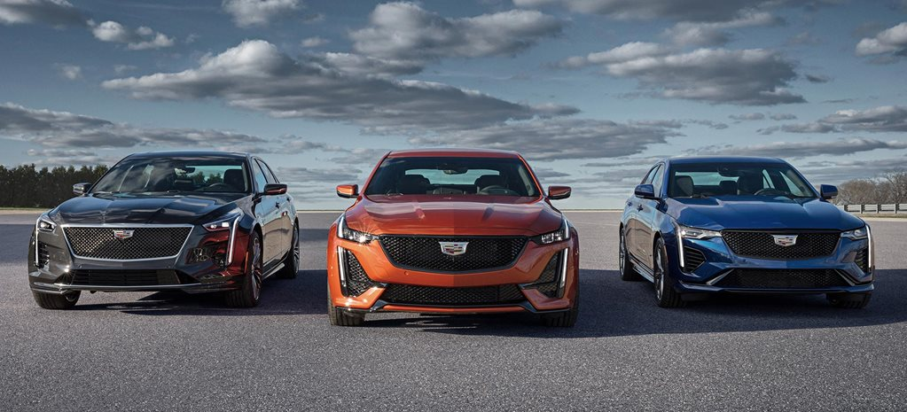 2020 Cadillac CT4-V and CT5-V join performance sub-brand