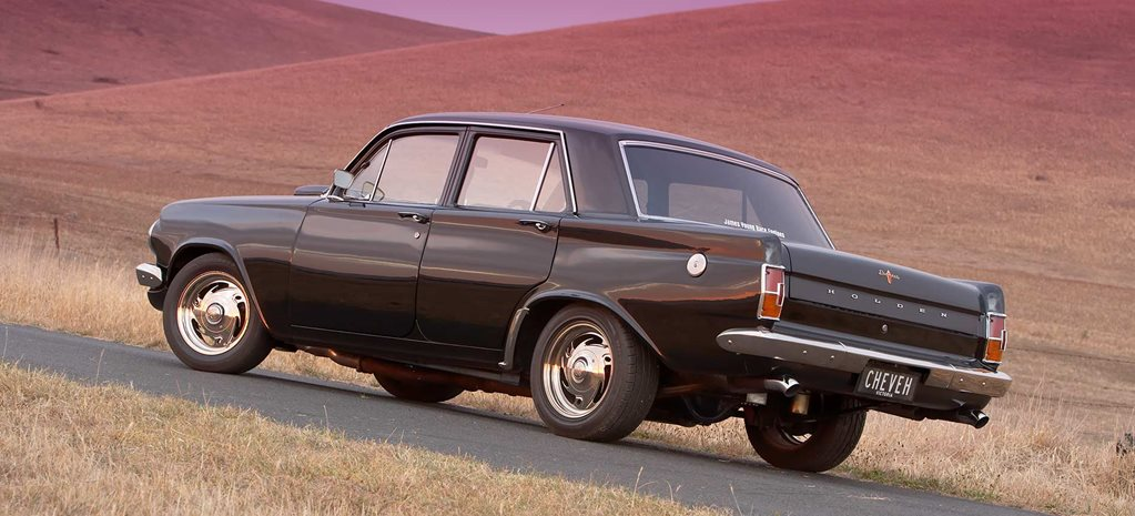 420-cube small-block 1964 Holden EH Premier - flashback