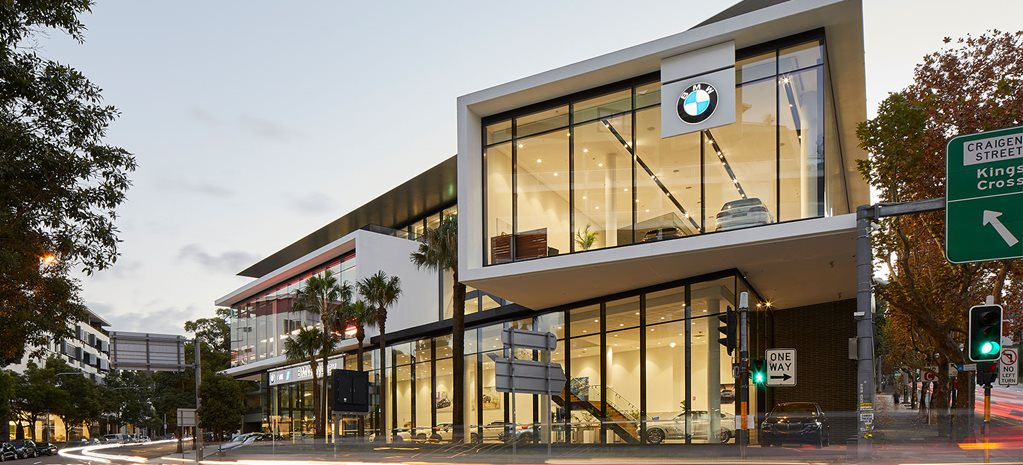 BMW's new designer dealership to offer 90min servicing