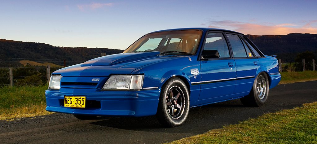 Holden 355-powered 1985 VK Commodore