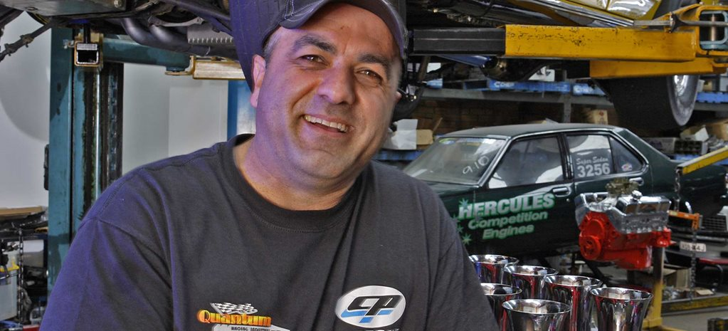 Legendary engine builder Ned Sassine - interview
