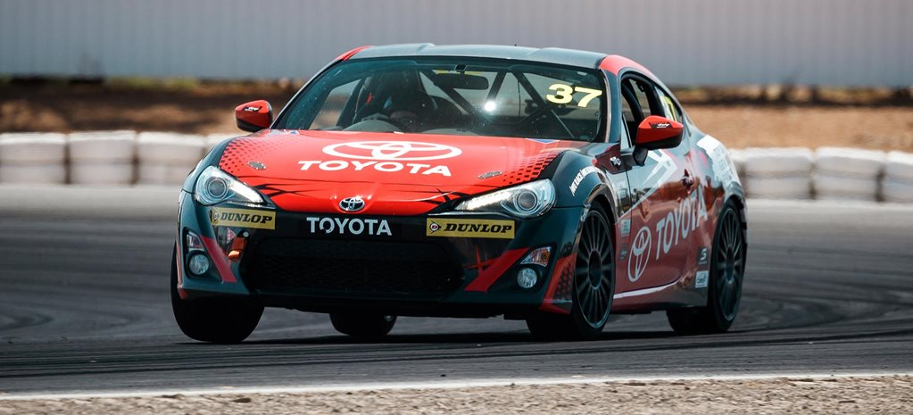 Toyota 86 Racing Series review feature