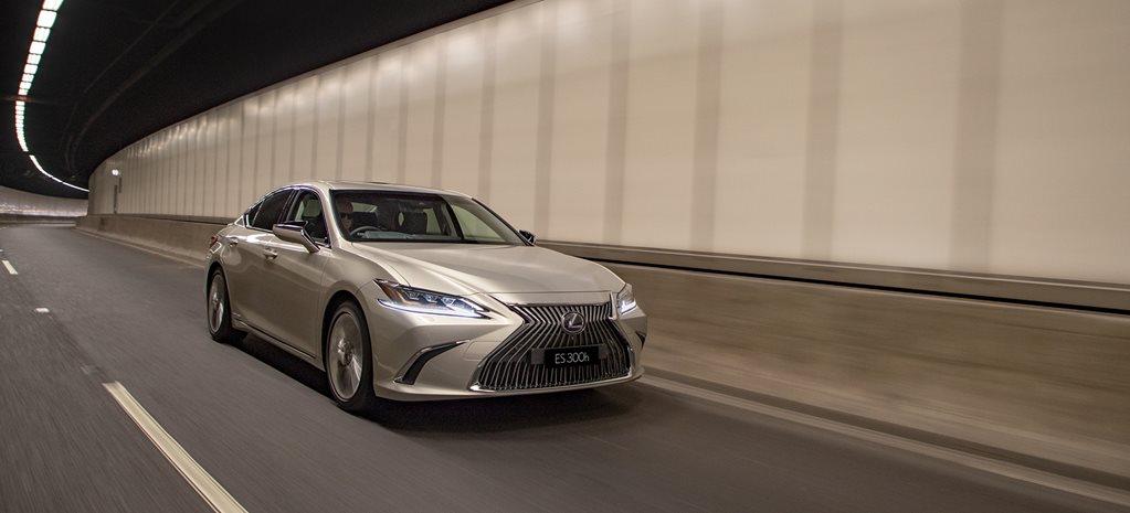 Lexus ES 300h Sports Luxury