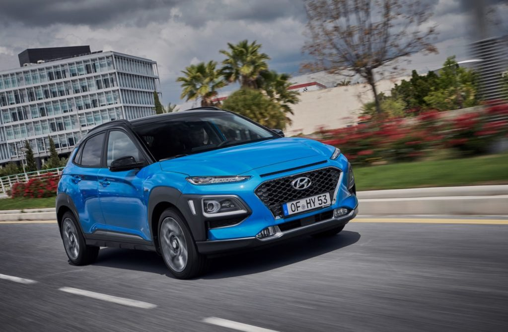 Hyundai Kona Hybrid under review for Australia