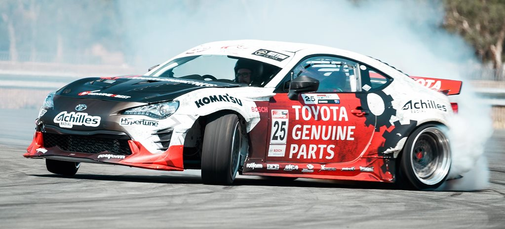 Toyota 86 drift car review feature