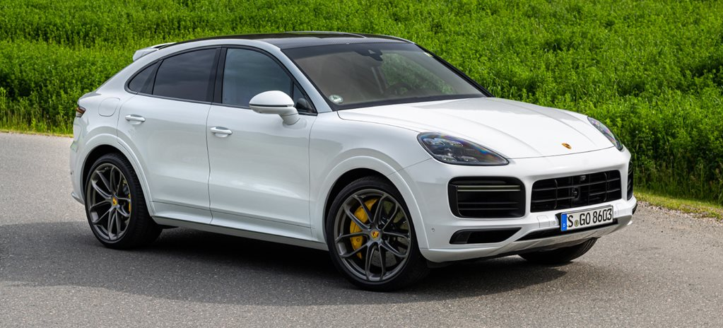 Porsche Cayenne Coupe 2020 review