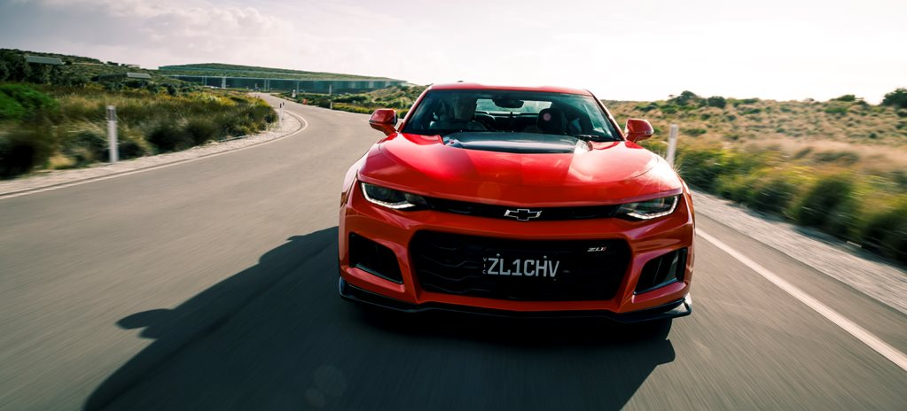 Chevrolet Camaro ZL1 2019 review