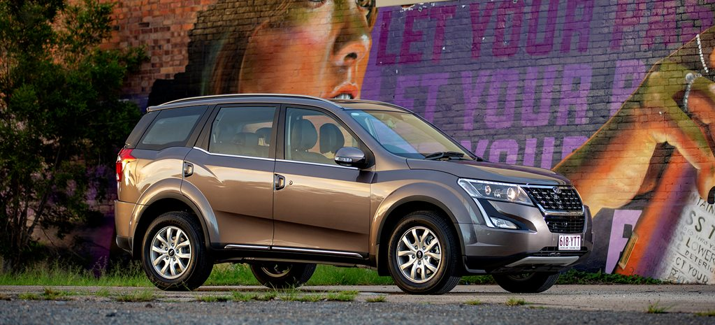 2019 Mahindra XUV500 price and features