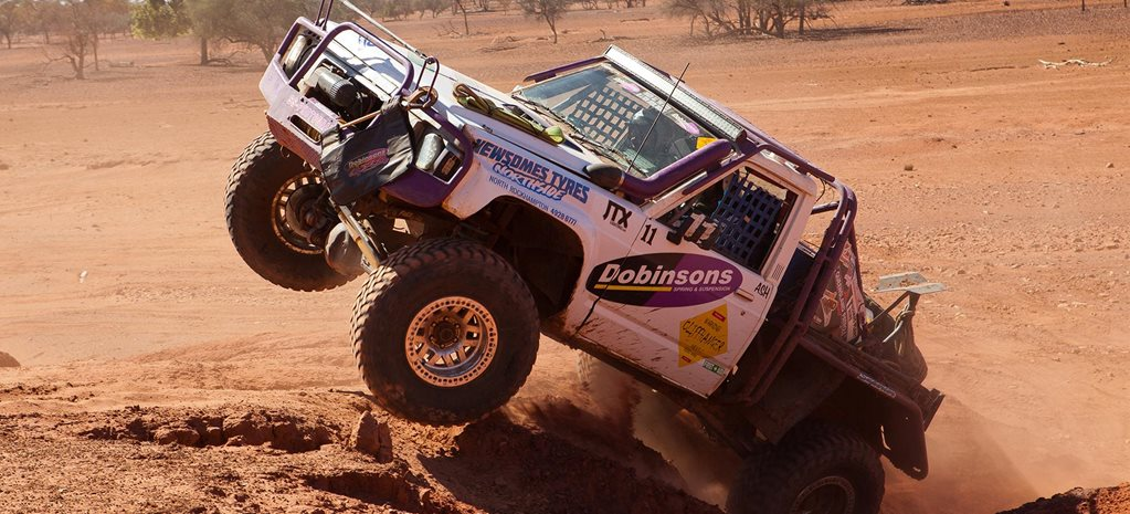 Cliffhanger 2019 4x4 event report feature