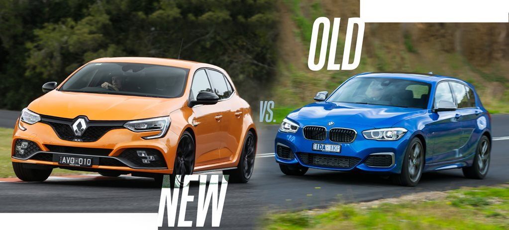 New vs Used: Buy the new Renault Megane RS 280 or get a used BMW M135i