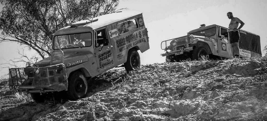 Jeep BFGoodrich 50 Anniversary East-West Expedition news