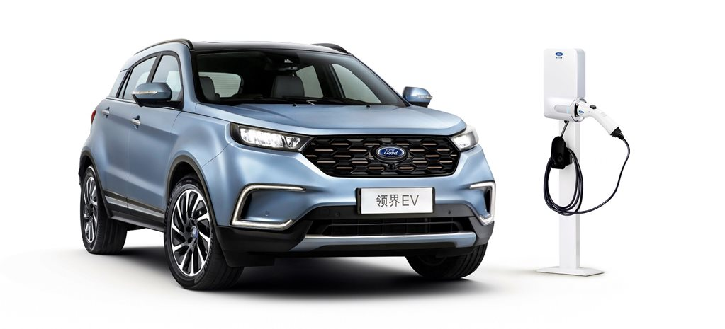 Chinese Ford Territory becomes an EV