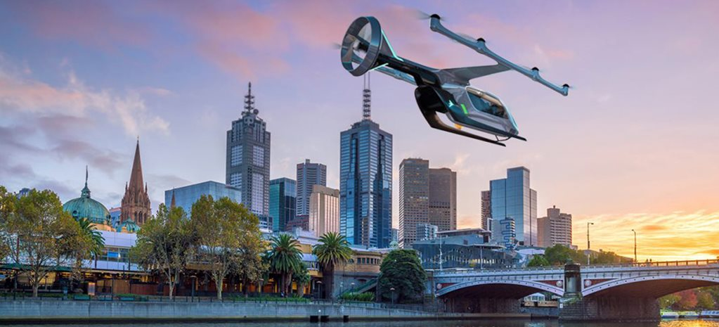 Uber Air to pilot flying cars in Melbourne next year