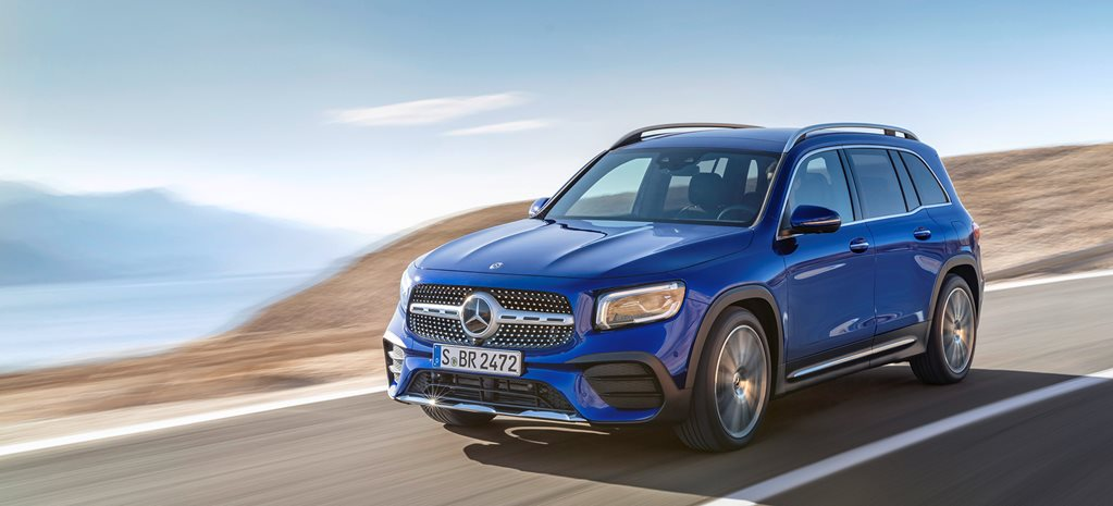 2020 Mercedes-Benz GLB-Class officially unveiled