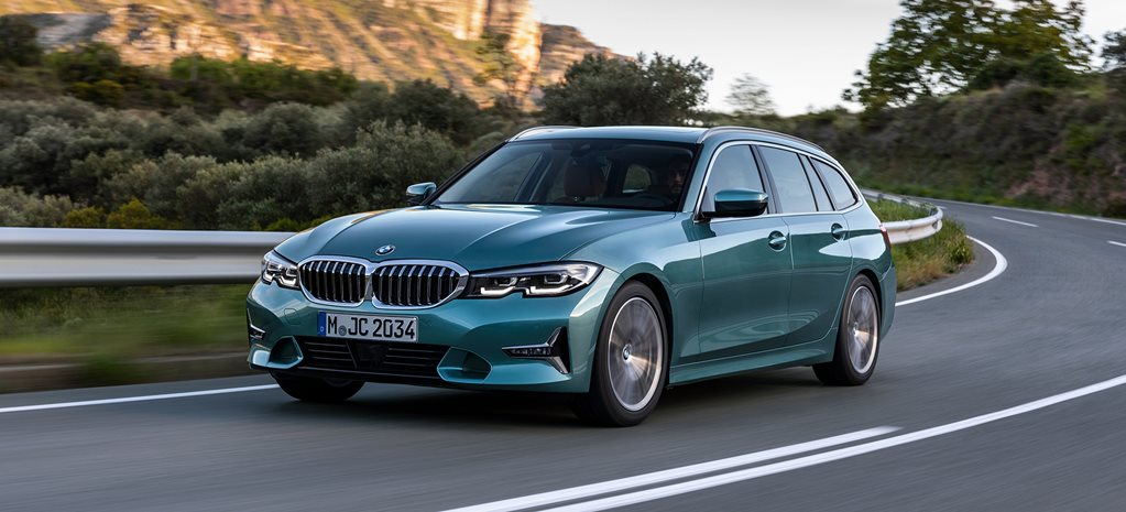 2020 BMW 3 Series Touring revealed