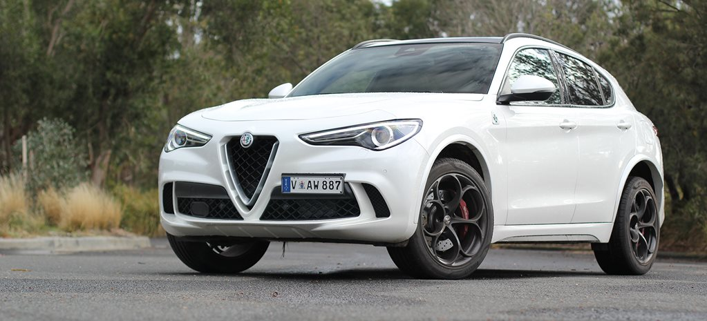 Wheels spin: Alfa Romeo Stelvio Q 2019 review