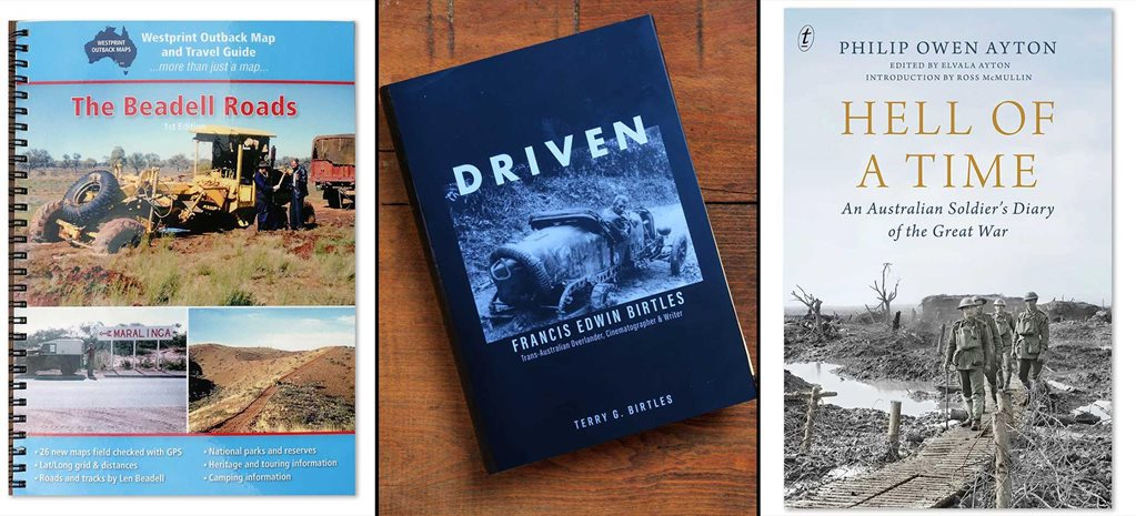 Driven The Beadell Roads Hell of a Time Book reviews feature