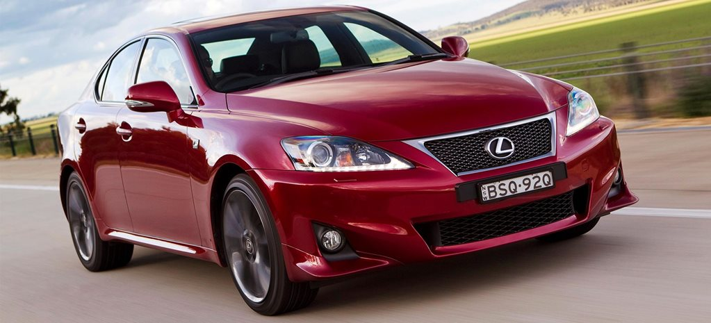 2011 Lexus IS350 F Sport review classic MOTOR feature