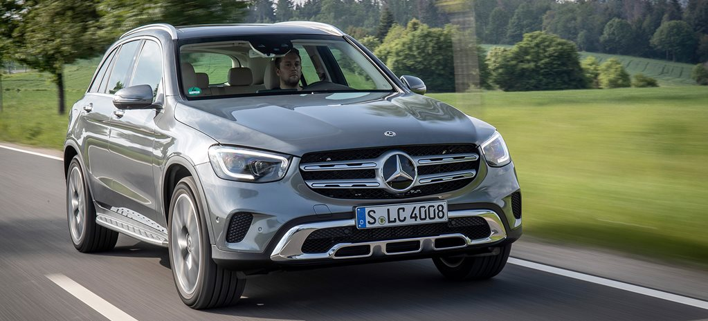 Mercedes-Benz GLC 2019 review
