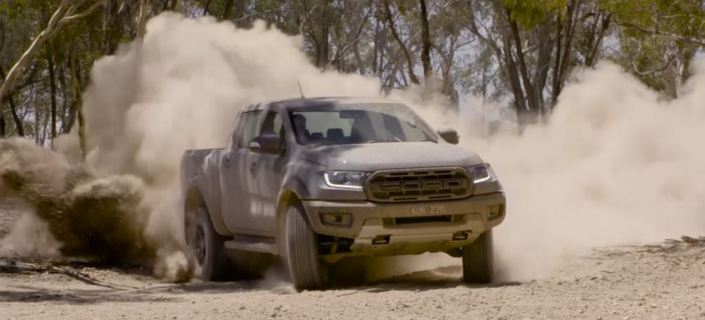 2019 Ford Ranger Raptor video review