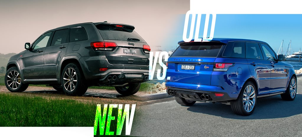 Which $135,000 supercharged V8 SUV should you buy?