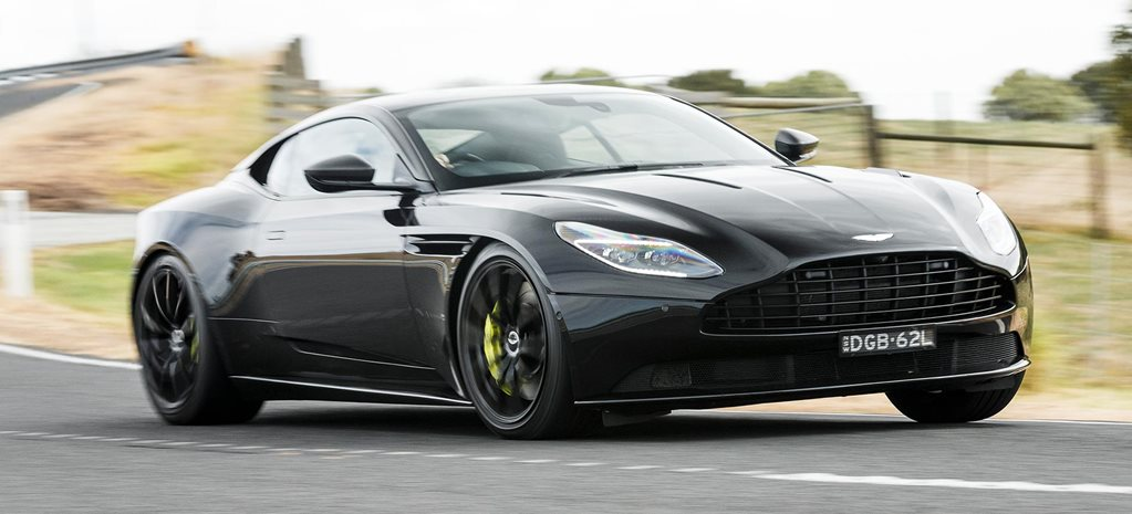 2019 Aston Martin Db11 Amr Performance Review