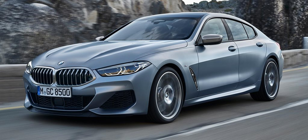 2019 BMW 8 Series Gran Coupe revealed