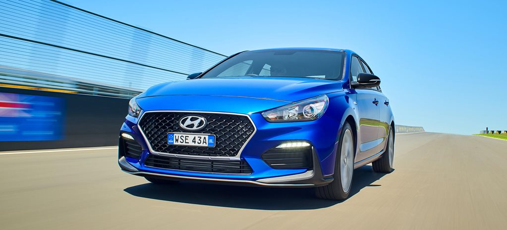 2019 Hyundai i30 N-Line performance quick review feature