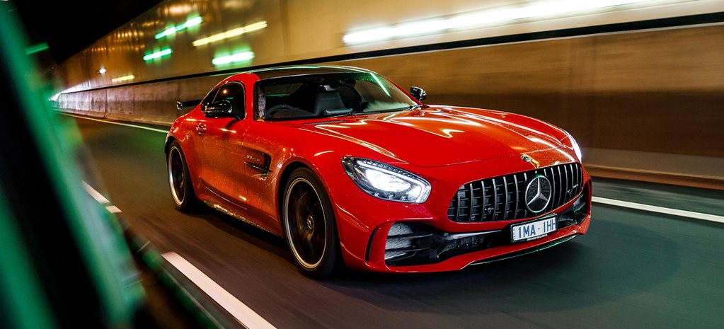 2019 Mercedes-AMG GT R 12 hours review feature