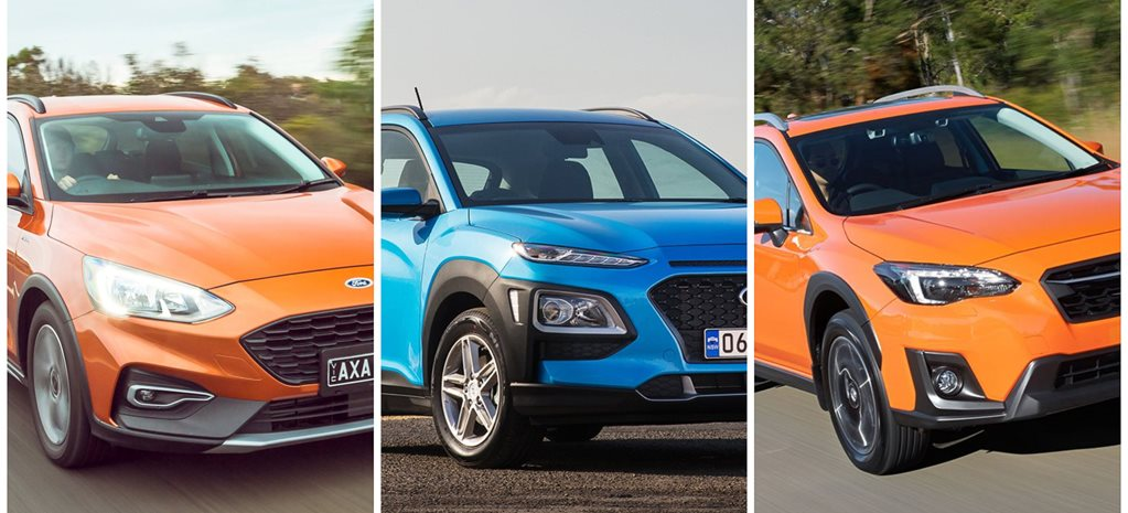 SUV alternatives 2019