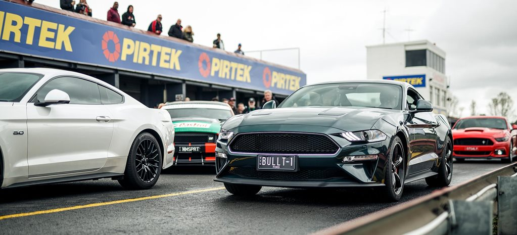 Mustang Motorsport track day Sandown photo gallery feature