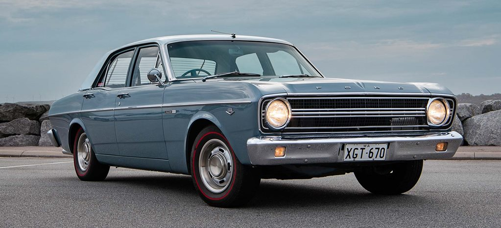 1967 Ford XR Falcon sleeper