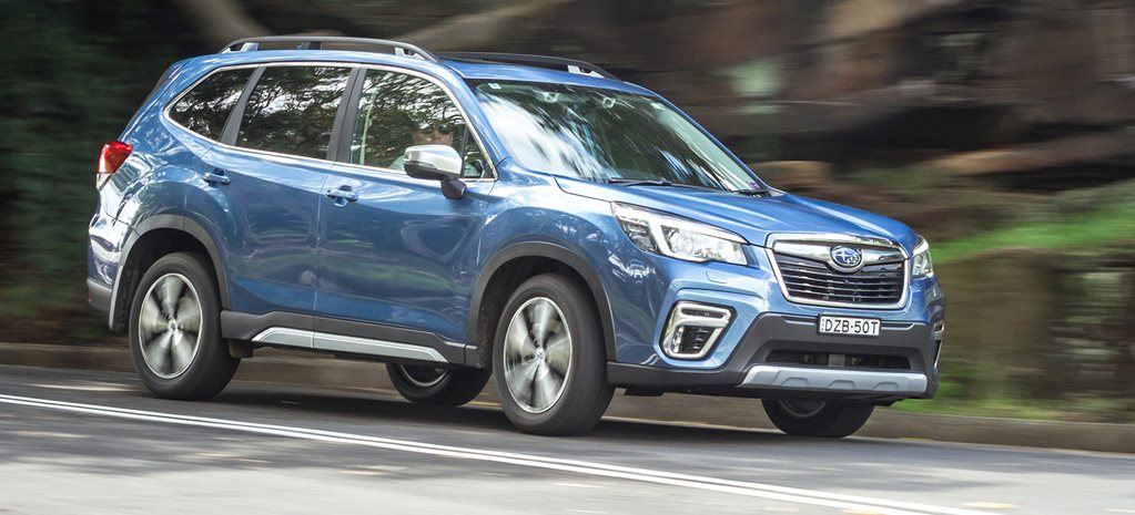 Subaru Forester 2.5i-S long-term test