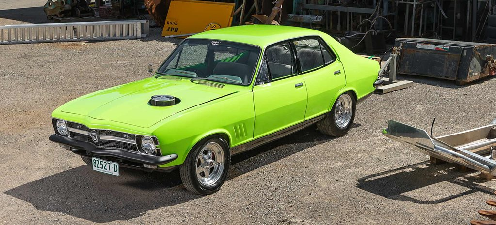 EFI turbo 202-powered 1970 Holden LC Torana