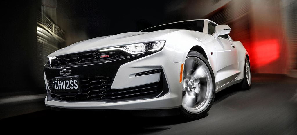 2019 Chevrolet Camaro 2SS review feature