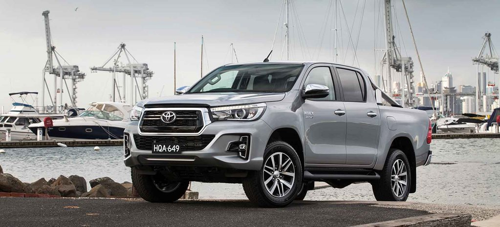 Toyota Hilux range gets AEB in latest safety tech upgrade