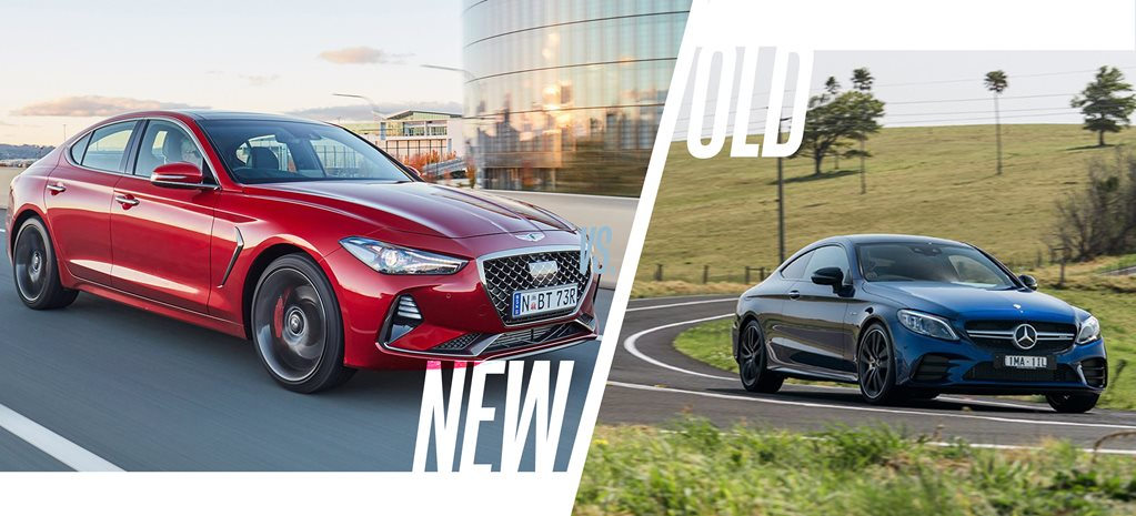 New vs Used: Buy the new Genesis G70 or get a used Mercedes-AMG C43?