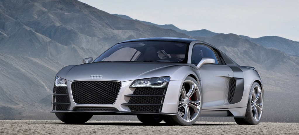 2008 Audi R8 V12 TDI Concept Fast Car History Lesson feature