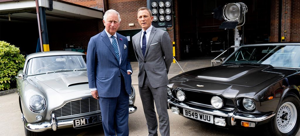 Aston Martin confirms Bond cars 25th 007 film news