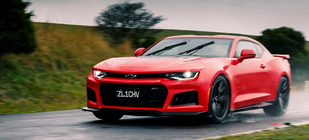 Wheels spin: Chevrolet Camaro ZL1 2019 review