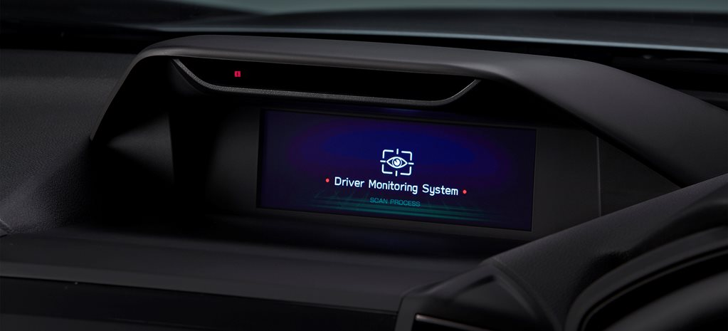 Subaru's Driver Monitoring System explained