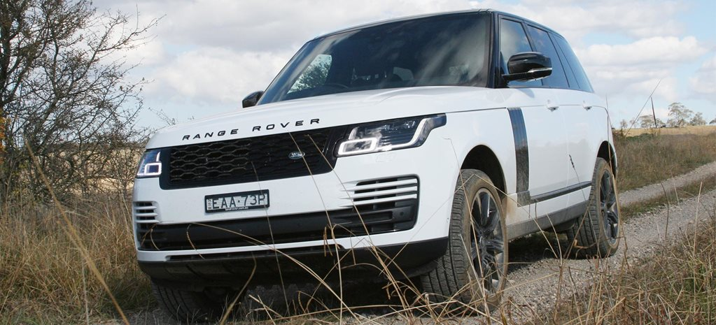 2019 Range Rover P400e PHEV 4x4 review  feature