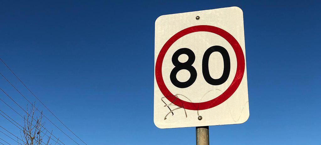 Victorian regional roads face speed limit cuts