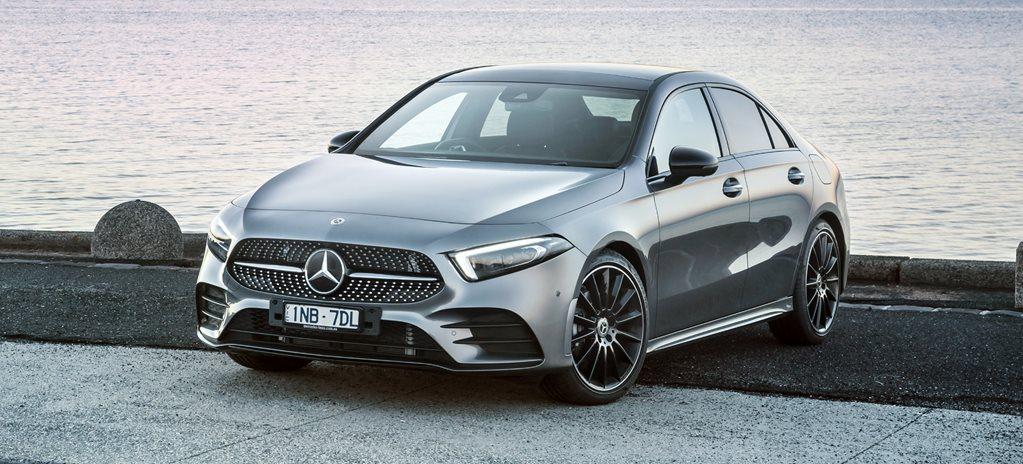 2019 Mercedes Benz A200 Sedan Review