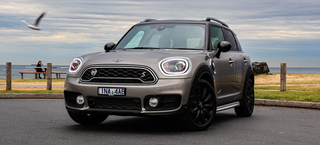 2019 Mini Countryman Hybrid review