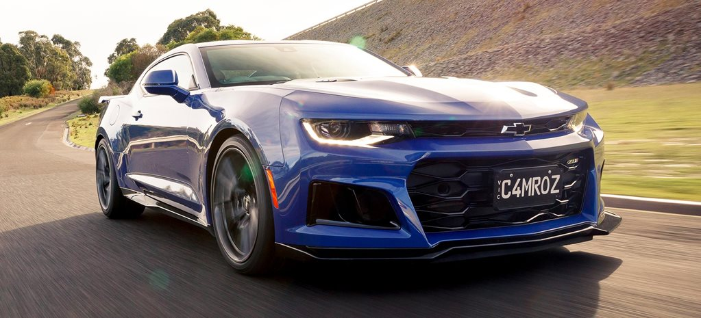 2019 Chevrolet Camaro ZL1 performance review feature